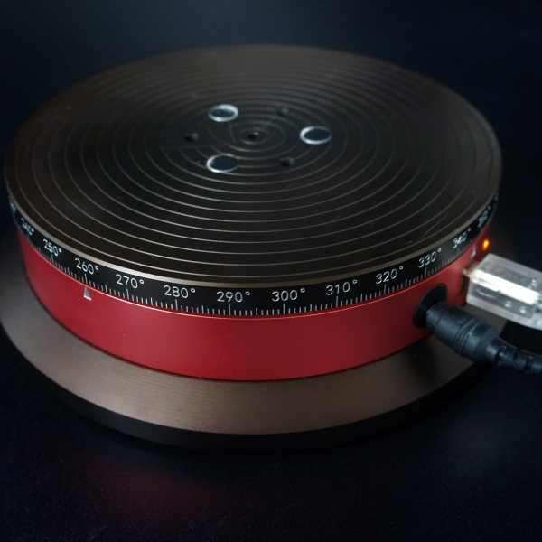 3D Scanner turntable