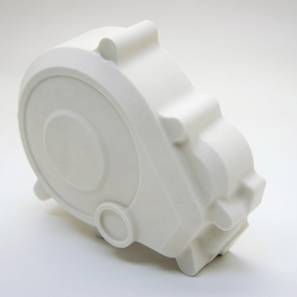 Binder Jetting 3D Printed part
